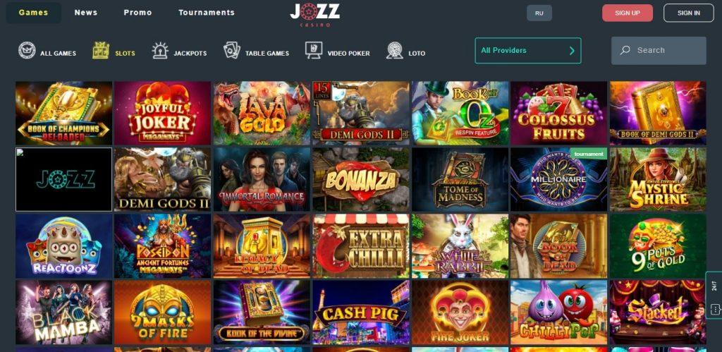 jozz slots